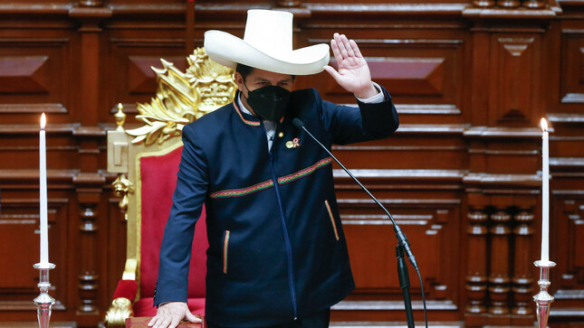 "Castillo将Petroperú定位为""全""市场参与者"