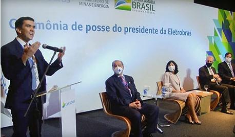 Nuevo presidente ejecutivo de Eletrobras llama a impulsar privatización