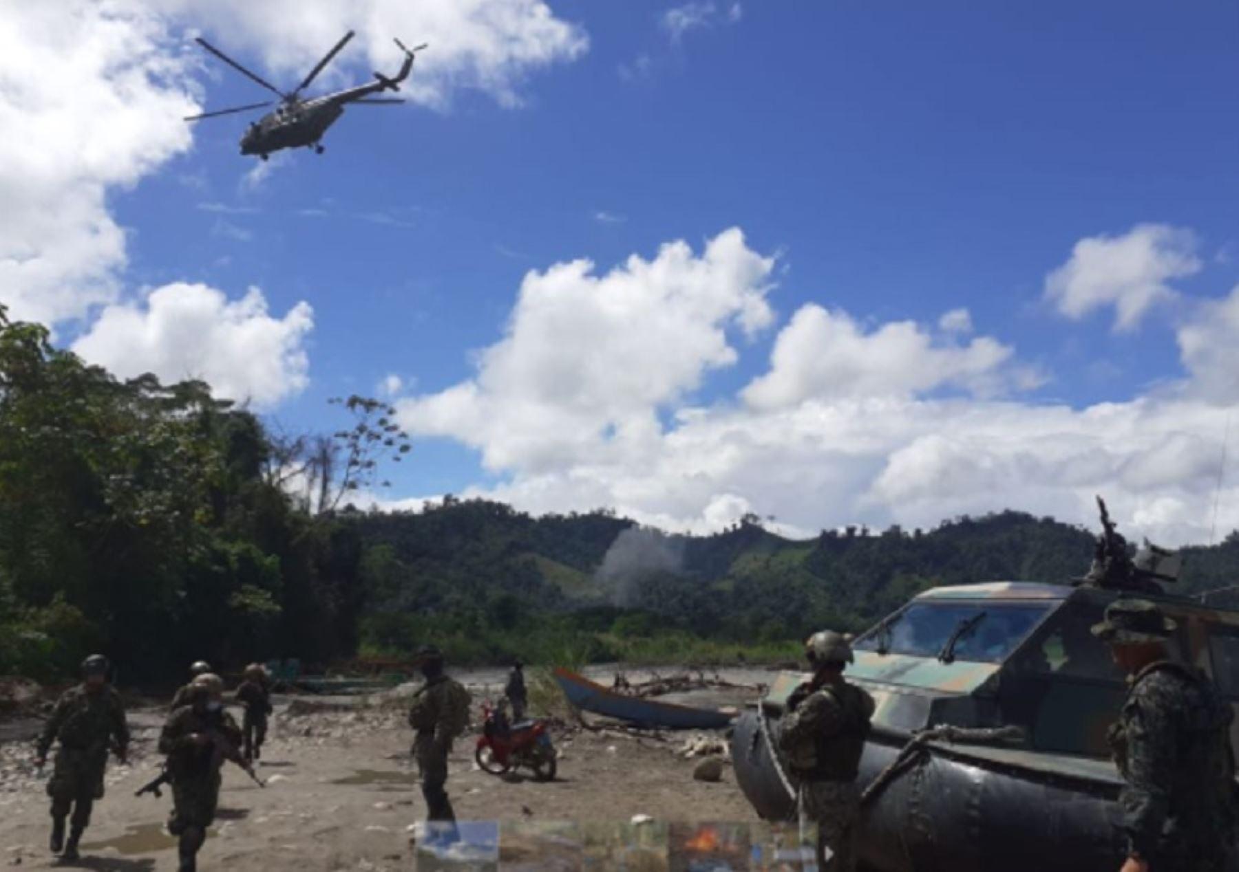 Elecciones en Perú al rojo vivo tras masacre de Sendero Luminoso