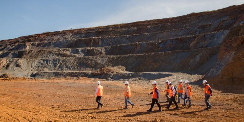 Mining production in Brazil's Bahia state soars in H1