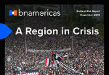 NUEVO REPORTE - Riesgo Político: una región al rojo vivo