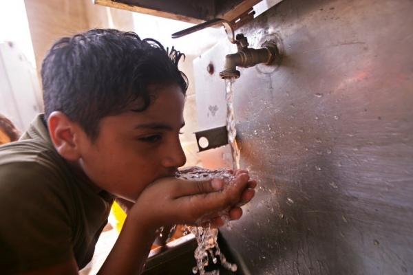 El Salvador building well to supply Apopa residents