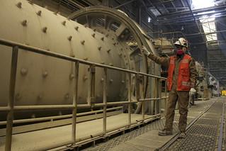 Sector minero ayuda a economía chilena a superar expectativas