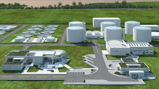 Colombia okays nearly US$500mn for wastewater plant