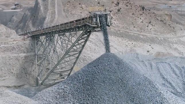秘鲁矿业投资流向Junín, Ica地区