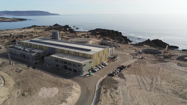 Ministerio de OO.PP. de Chile podrá ofrecer concesiones de desalinización