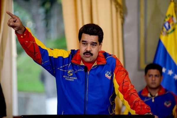 """Venezuela estudia proyecto de ley para atraer inversión y enfrentar """"guerra económica"""""""