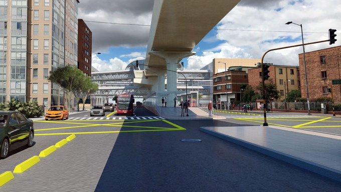No turning back on Bogotá's US$4.7bn metro
