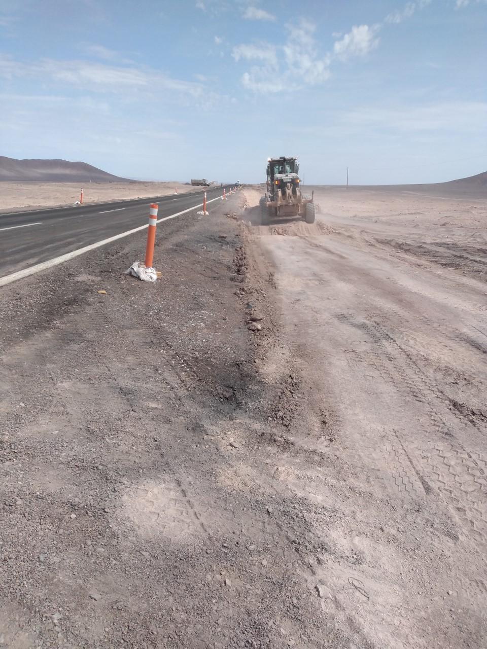 Chilean regions keep up infra works