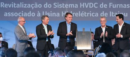Itaipú Binacional invertirá US$180mn en sistema de transmisión