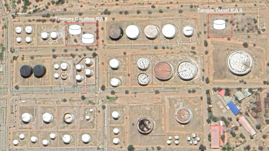Bolivia busca consultora por ampliación de almacenamiento de combustibles