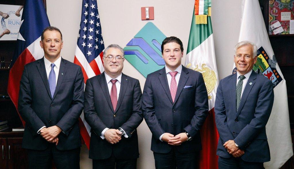 Gobernador electo de Nuevo León pretende impulsar agenda de infraestructura verde