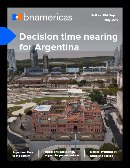 Political Risk Report: Surprise in Argentina