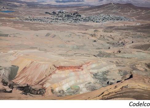 Tribunal ambiental chileno aprueba resolución de demanda contra Codelco por Rajo Inca