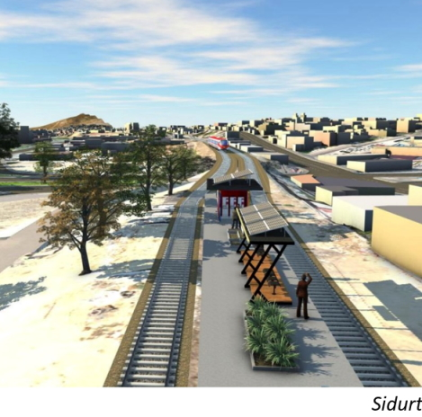 Mexican state defines plan for stage one of Tijuana-Tecate train