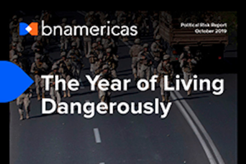 NEW REPORT - Political Risk: The Year of Living Dangerously