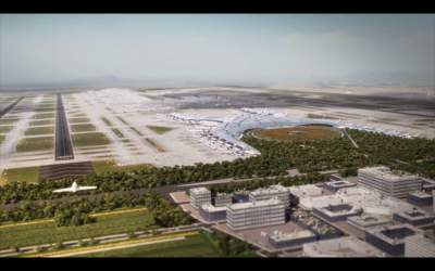 Engineers voice support for new Mexico City airport