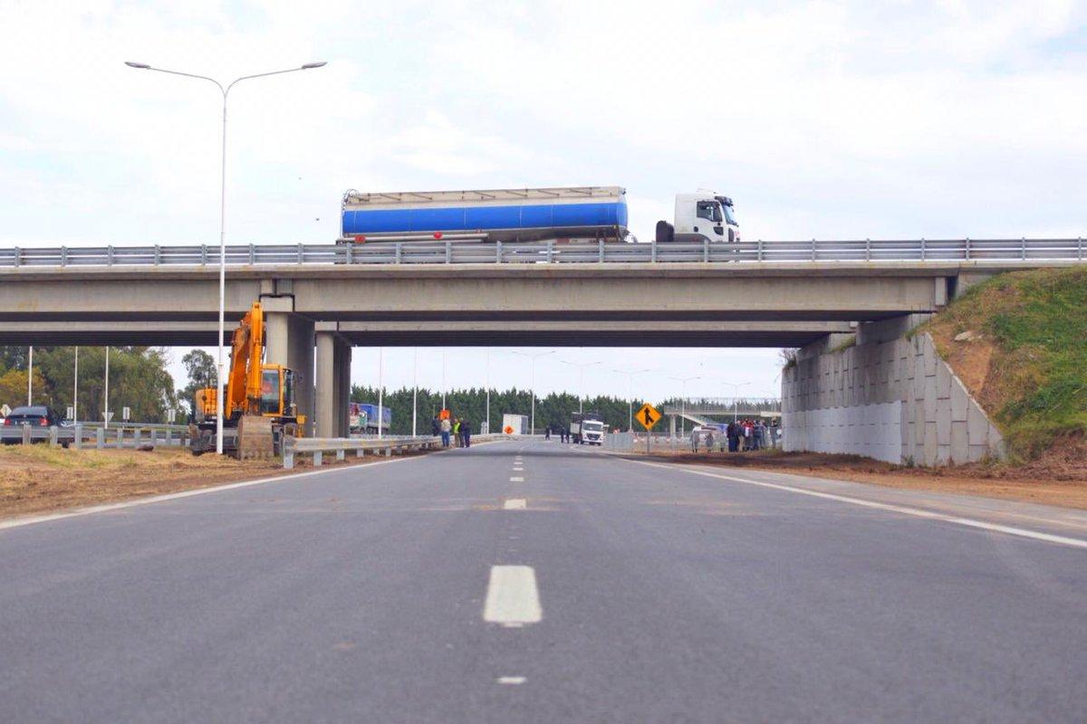Argentina inaugura nueva sección de autopista de US$460mn