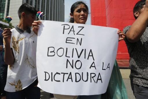 Bolivia: Áñez da ultimatum a legisladores por llamado a elecciones anticipadas