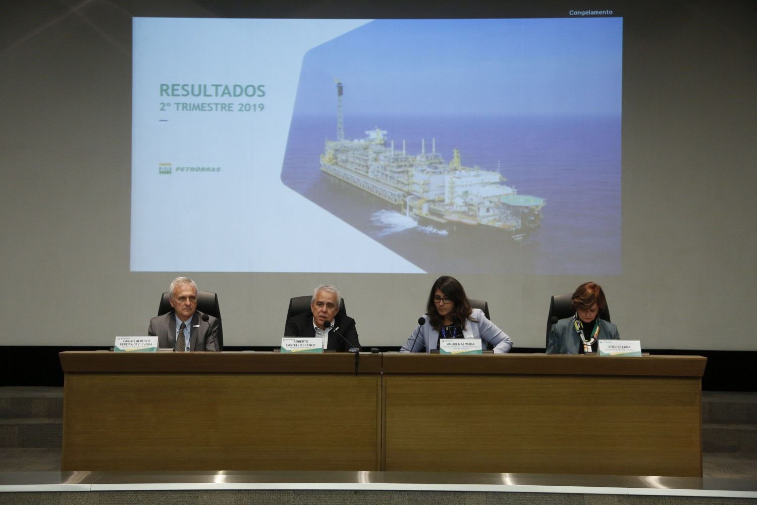 Petrobras aims to catch up to its peers