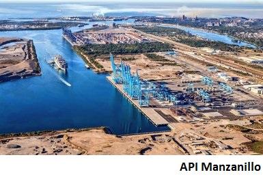 Bajo la lupa: Los planes de expansión más recientes del puerto mexicano de Manzanillo