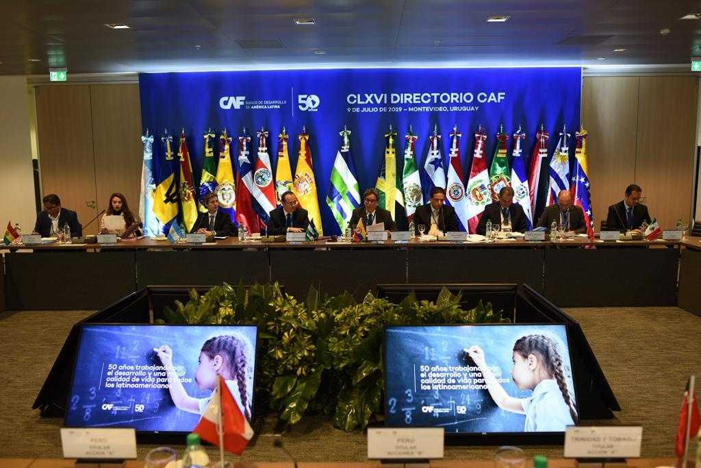 CAF approves US$400mn for Argentine infrastructure works