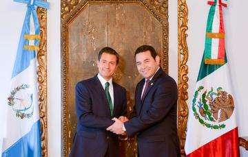 Mexico, Guatemala look to increase energy cooperation