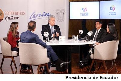 Ecuador gears up for final election stretch