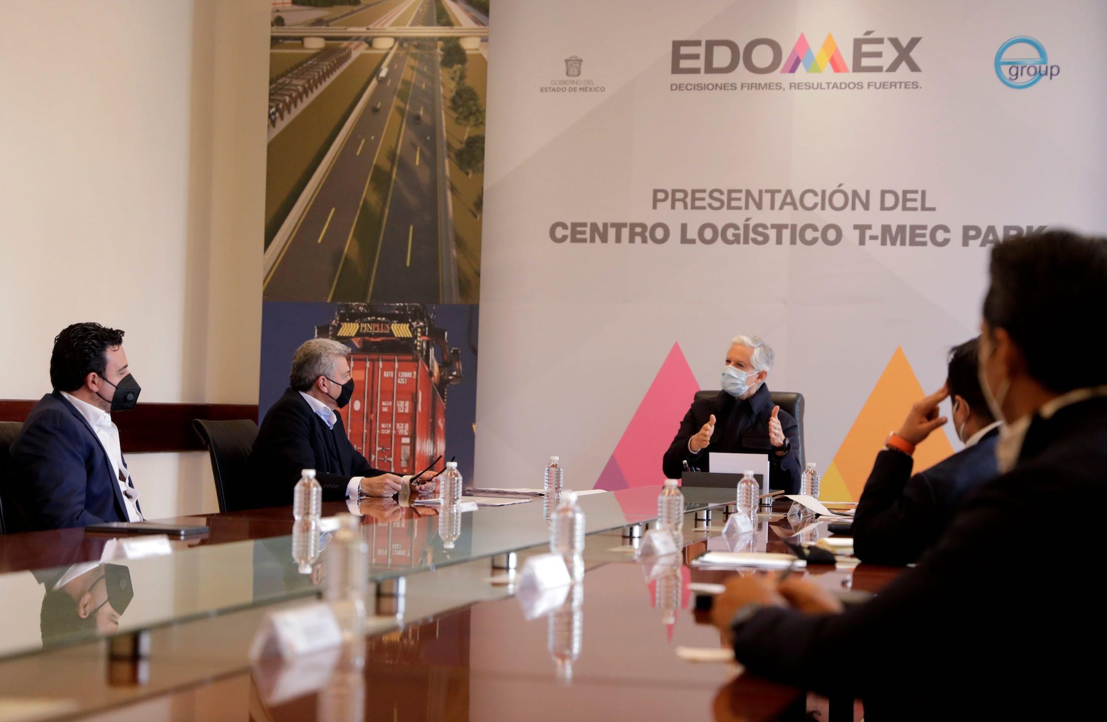 Mexican firm to start building US$1.2bn logistics park near Santa Lucía airport
