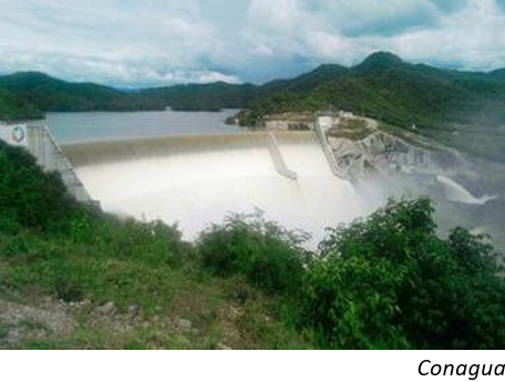 Why has Mexico's dam infra deteriorated?