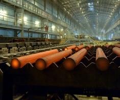 Regional steel output grows