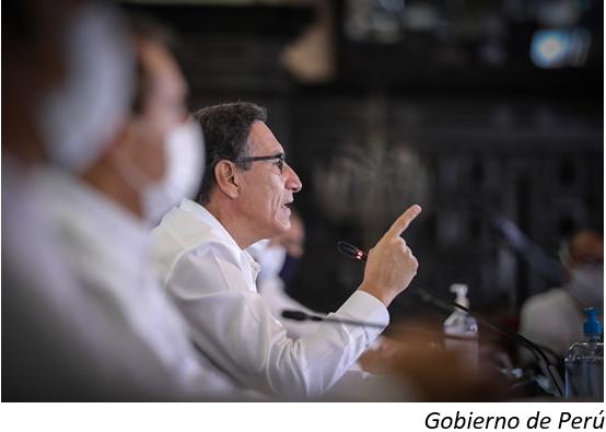 Perú baraja importante reforma previsional mientras Congreso promulga proyecto de AFP