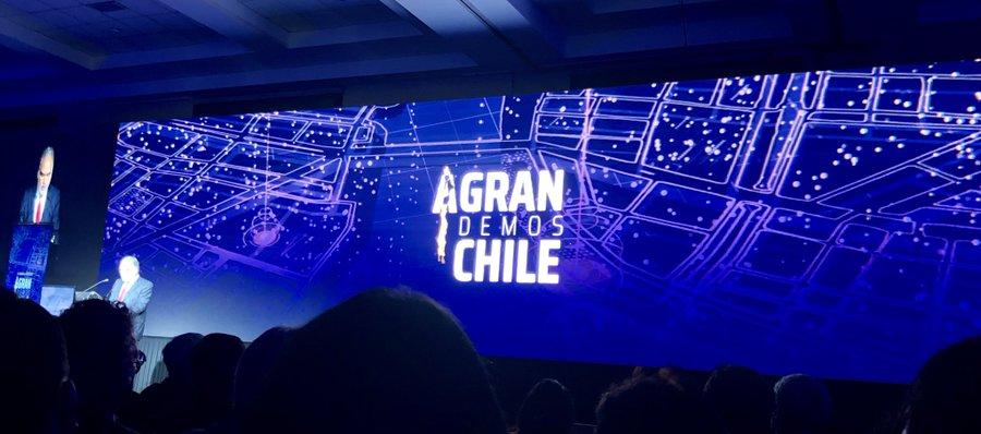 Chile pushes ahead with concessions agenda despite delays
