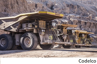 Data governance, staff training key for Chile's mining industry
