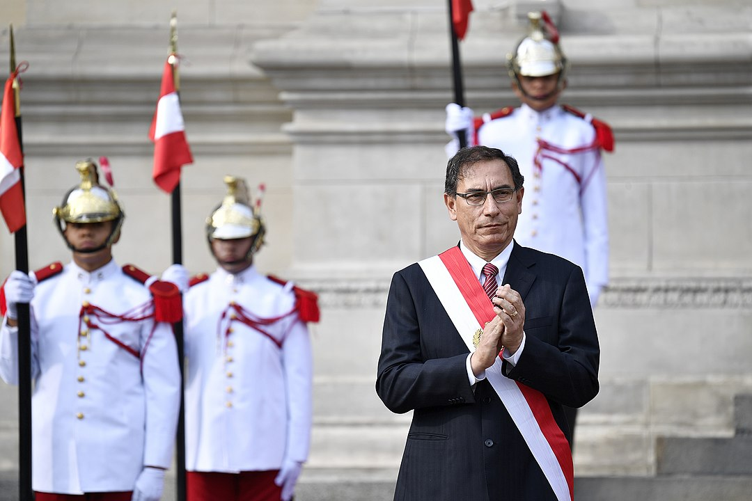 Vizcarra support soars after dissolving congress