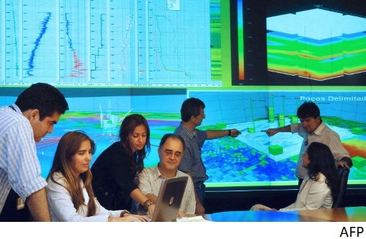 Petrobras innovating with smart twins, industry 6.0
