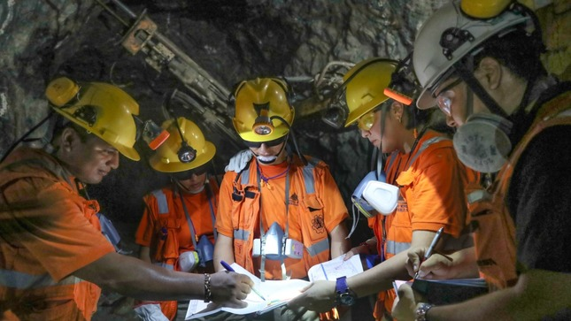 Mining jobs recovering in Peru