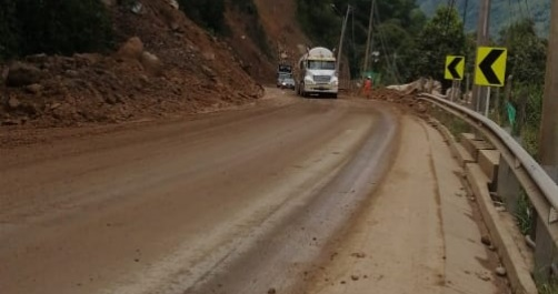Colombia to unveil new measures for road flood emergency