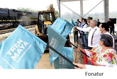 Declaran desierta licitación de carretera paralela a tramo de Tren Maya