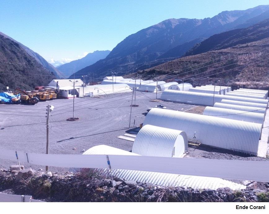 Andean energy watch: Consultancy calls, contract guarantee, environ regulation