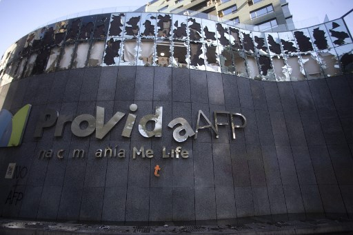 Snapshot: The destination of withdrawn Chilean pension savings