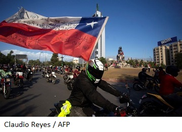 Chile unrest: The toll on the economy