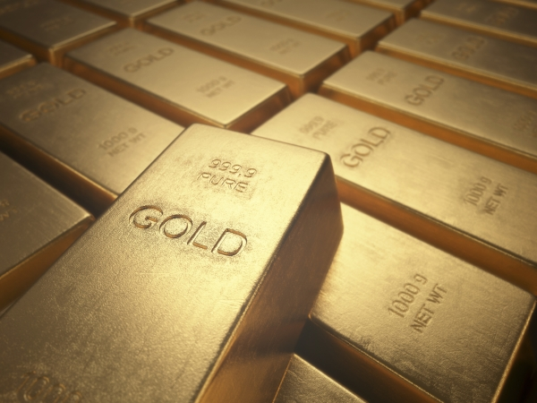 Fed chair's comments send gold price higher