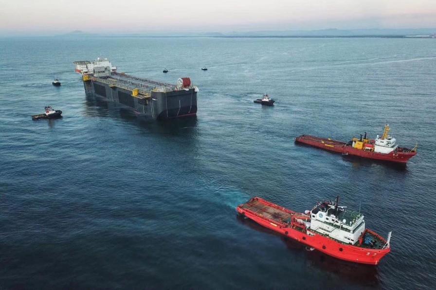 Crisis afectan cadena de suministro de petróleo y gas de Brasil