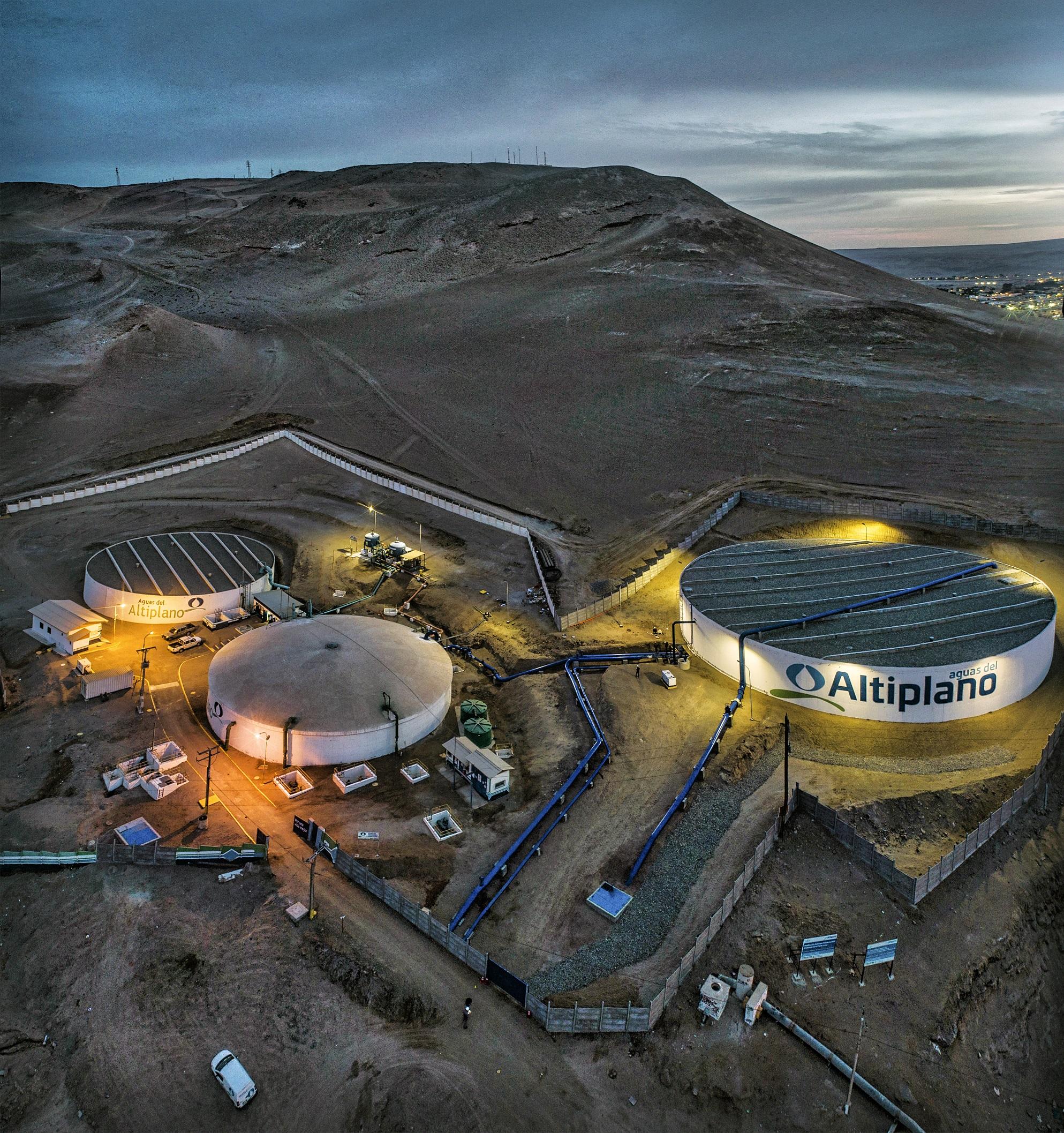 Estado chileno sería bienvenido a participar en proyectos de desalinización