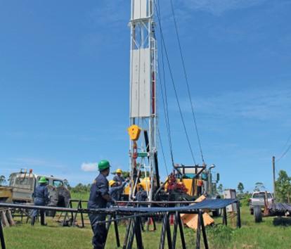 Surinam reduce en casi 70% campaña de perforación de 2020
