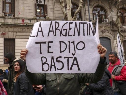 PODCAST: Déjà vu in Argentina