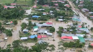 秘鲁宣布洪水袭击Madre de Dios Region的紧急情况
