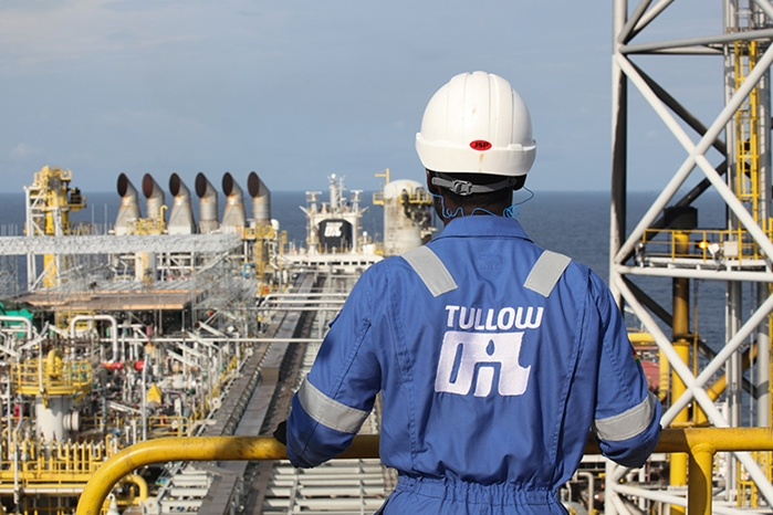 Tullow Oil plc –Trading Statement & Operational Update