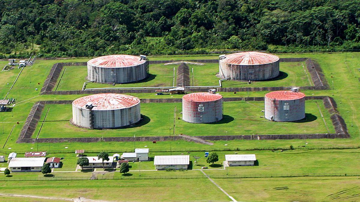 PETROPERÚ suspende operaciones en Estación 1 por presión de pobladores de Saramuro